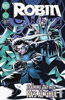 Robin (2021-) #4 by [Joshua Williamson, Gleb Melnikov, Jorge Corona, Luis Guerrero]