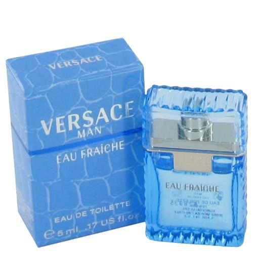Versace Man Eau Fraiche By Gianni Versace For Men Edt 0.17 Fl Oz