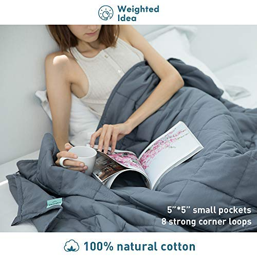 Weighted Idea Weighted Blanket - 20 Pounds