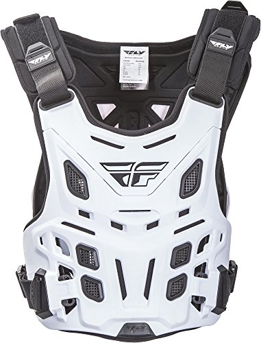 Fly Racing Revel Race Roost Guard (White, Large)