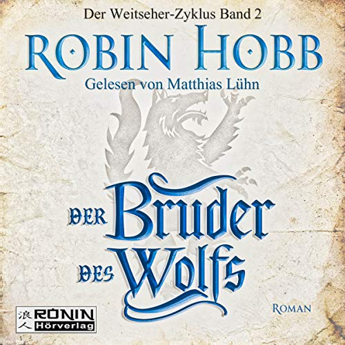 Der Bruder des Wolfs audiobook cover art