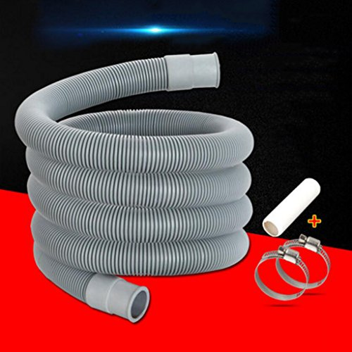 Slang Wddwarmhome Algemene Wasmachine Afvoer Pijp Riool Extension Tube Verlengen De Outlet Pijp