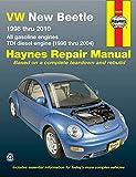 VW New Beetle 1998-10: All Gasoline Engines - Tdi Diesel Engine (1998 Thru 2004) (Hayne's Automotive Repair Manual)