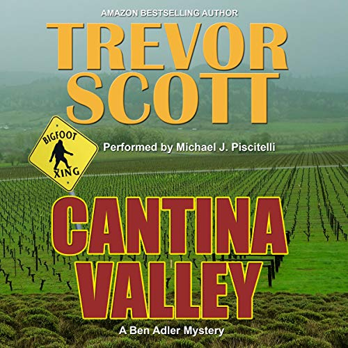 Couverture de Cantina Valley