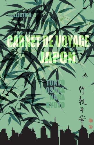 Japon carnet de voyage: Agenda de voyage pré-imprimé activités, transport, shopping, budget jour.