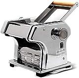 GJJSZ Pasta eléctrica Máquina de Fideos Máquina de Laminado de Fideos para el hogar Bolas de Masa semiautomáticas Wonton Conveniencia