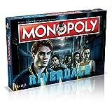 Winning Moves - Monopoly Riverdale - Gioco da tavolo, versione Italiana
