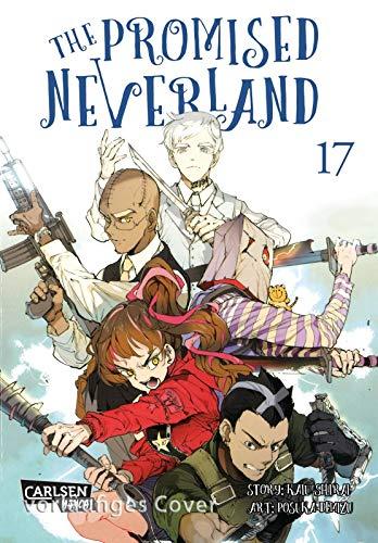The Promised Neverland 17: Ein emotionales Mystery-Horror-Spektakel!