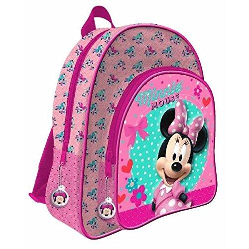 Minnie Sac à Dos Poche 3D Disney Adaptable 41 cm