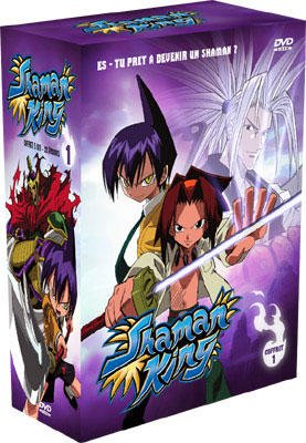 Shaman King Coffret N°1
