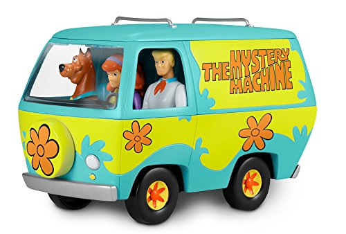 Revell Snaptite Build and Play Scooby Doo Mystery Van Model...
