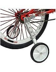 WENYOG Ruedines Bicicleta Infantil La Rueda de Entrenamiento de Bicicletas es Adecuada para una Rueda Auxiliar de tamaño Auxiliar de la Rueda Auxiliar de la Bicicleta de 18-22 Pulgadas.