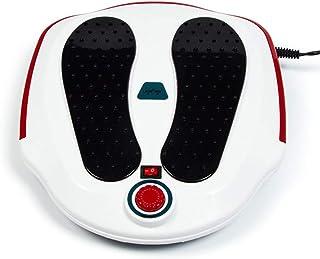 リモコン 足裏マッサージ、フルフットマッサージ体験のABS素材、硬い筋肉を柔らかくし、循環を改善し、痛みを和らげます インテリジェント, white