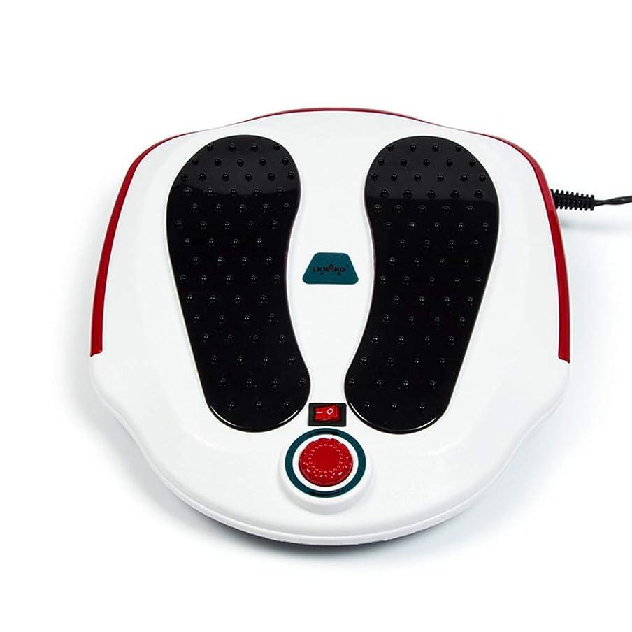 インシデントせせらぎ手錠電気の 足裏マッサージ、フルフットマッサージ体験のABS素材、硬い筋肉を柔らかくし、循環を改善し、痛みを和らげます 人間工学的デザイン, white