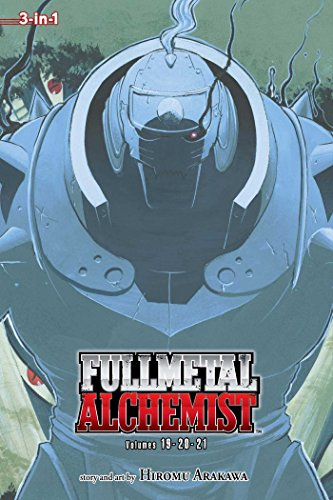 FULLMETAL ALCHEMIST 3IN1 TP VOL 07