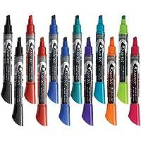12-Pack Quartet Assorted Colors Dry Erase Markers
