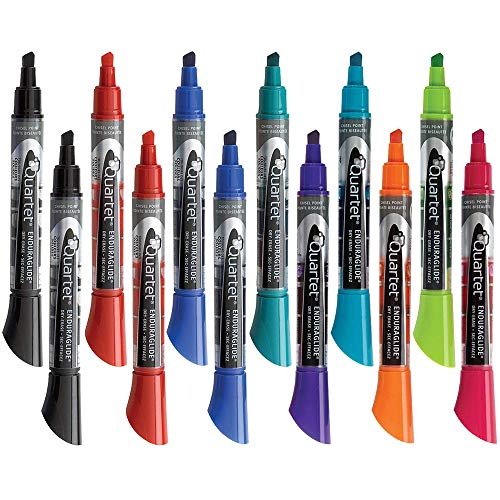 Quartet Dry Erase Markers Assorted Colors 12-Count Now $10.10 (Was $24.16)