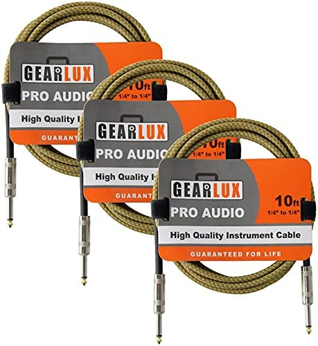 Top 10 Best guitar cable 2 pack