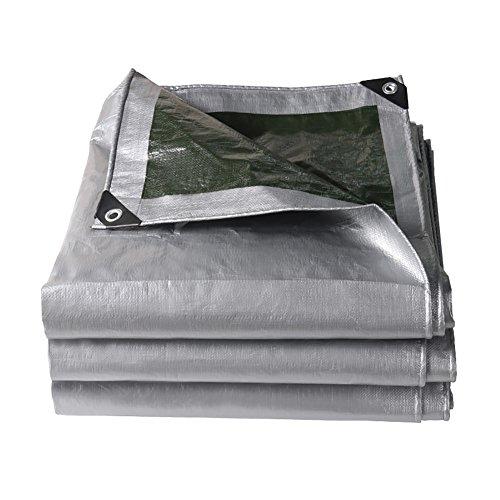 LIYG Bâche imperméable et Protection Anti-UV Tente de Voiture Coussin dînant Sauvage (Size : 2X2m)