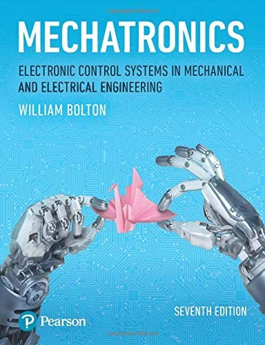 Mechatronics Electronic Control Systems in Mechanical and Electrical Engineering product image