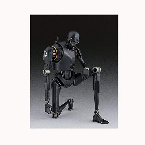 QRFDIAN Anime Hand Star Wars Gründ Theft Auto SHF Roboter K-2SO bewegliche Box Hand