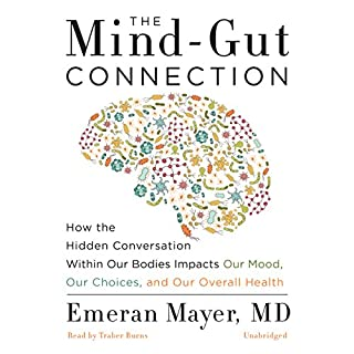 The Mind-Gut Connection audiobook cover art
