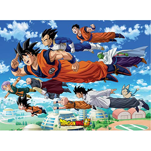 ABYstyle - Dragon Ball Super - Poster - Groupe Goku (52x38 cm)