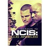 NCIS Los Angeles The Tenth Season DVD