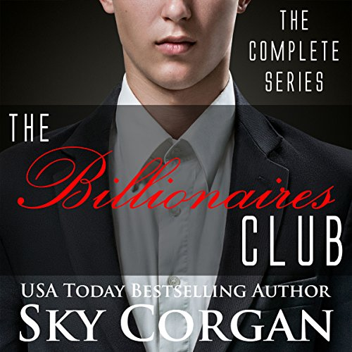 The Billionaires Club: The Complete Series audiobook cover art