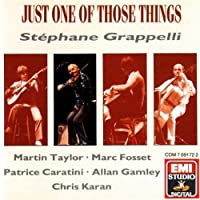 Just One of Those Things by Stephane Grappelli (1994-03-22)