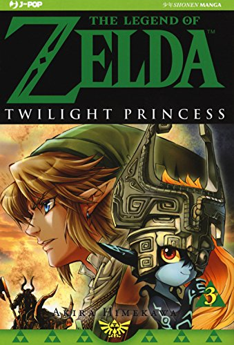 Twilight princess. The legend of Zelda: 3