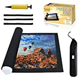 Jigsaw Puzzle Mat Roll Up - Saver Large Puzzles Board Table for Adults