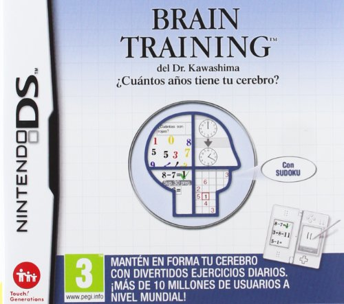 Nintendo  Brain Age: Train Your Brain in Minutes a Day!