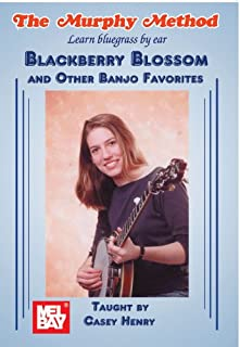 blackberry blossom banjo