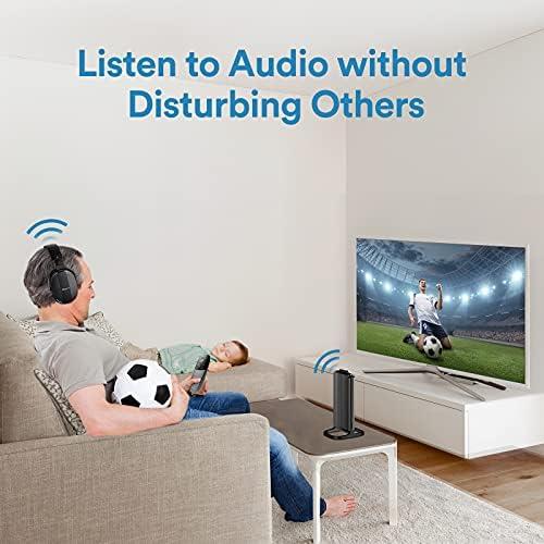 HSPRO, Wireless TV Headphones