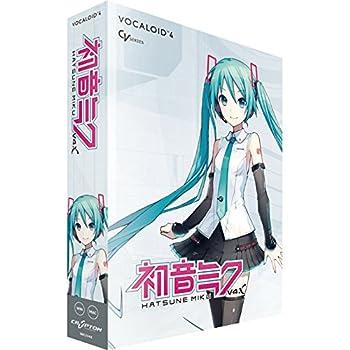 Vocaloid4 Hatsune Miku V4X