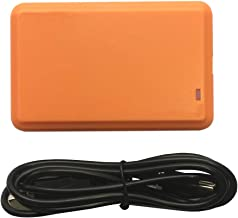 RFID Reader Writer for Mifare Ultralight Single-Trip Ticket IC MF0,Write Pages Data and UID, Software Free + 5 UID Writable Tag (UL Writer)
