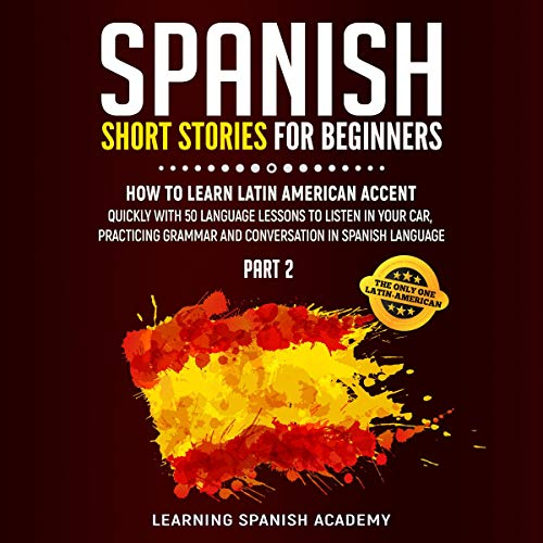 Spanish Short Stories for Beginners (Part 2) Titelbild