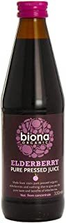 Biona Organic Elderberry, 330ml
