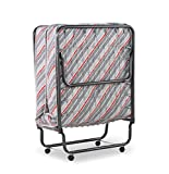 Linon Verona Cot-Size Folding Bed, Multicolored -