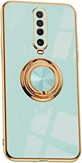 Hicaseer Case for Redmi K30,Ultra-Thin Ring Shockproof Flexible TPU Phone Case with Magnetic Car Mount Resist Durable Case...
