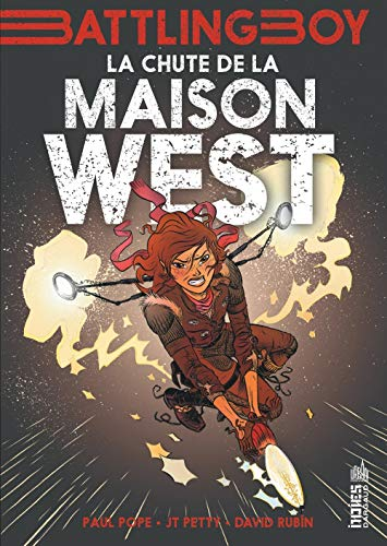 Aurora West - tome 2 - Chute de la Maison West (La)