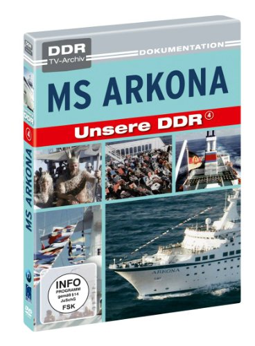 MS Arkona - Unsere DDR (DDR TV-Archiv)