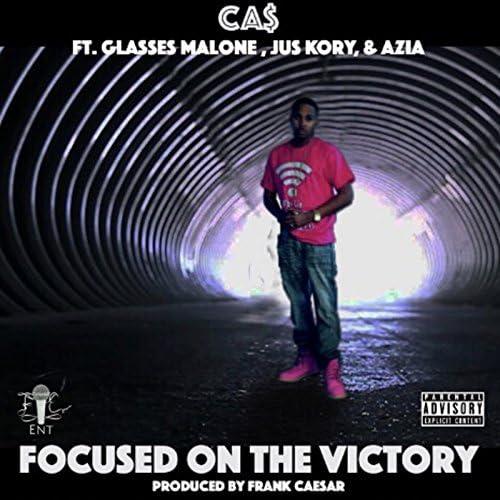 Ca$ feat. Glasses Malone, Azia & JusKory