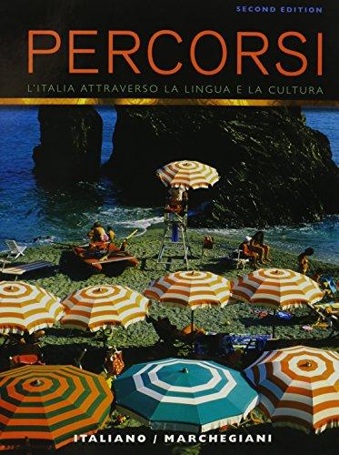 Percorsi: L'Italia attraverso la lingua e la cultura and MyItalianLab with Pearson eText