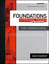 dave ramsey personal finance homeschool