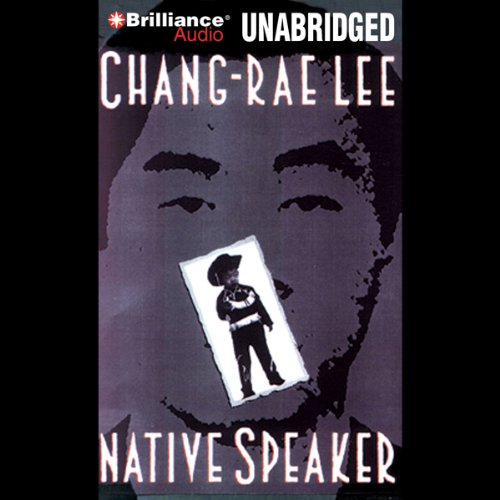 Native Speaker audiobook cover art