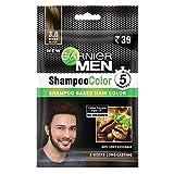Garnier Garnier Men Shampoo Color Shade 3 Brown Black10ml+10ml