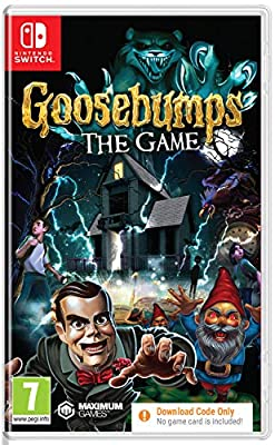 Goosebumps - Nintendo Switch (Nintendo Switch)