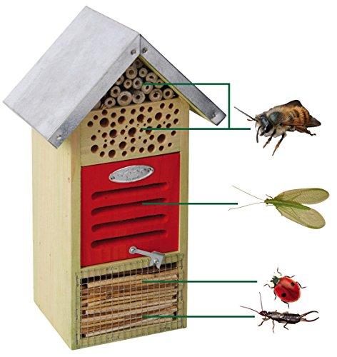 H/ôtel /à Insectes 30 cm Gardif